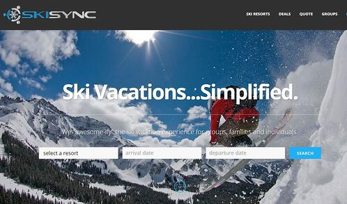 SkiSync-website