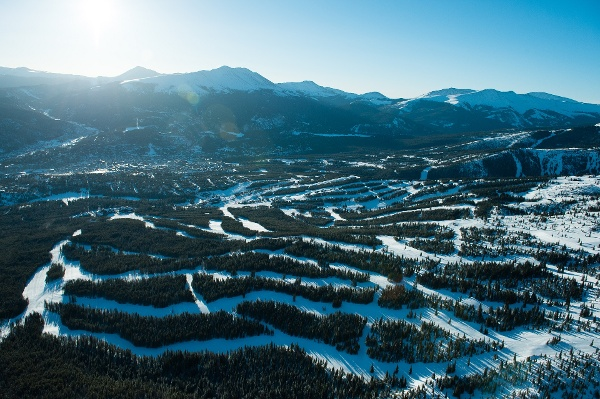 Breckenridge Ski Runs
