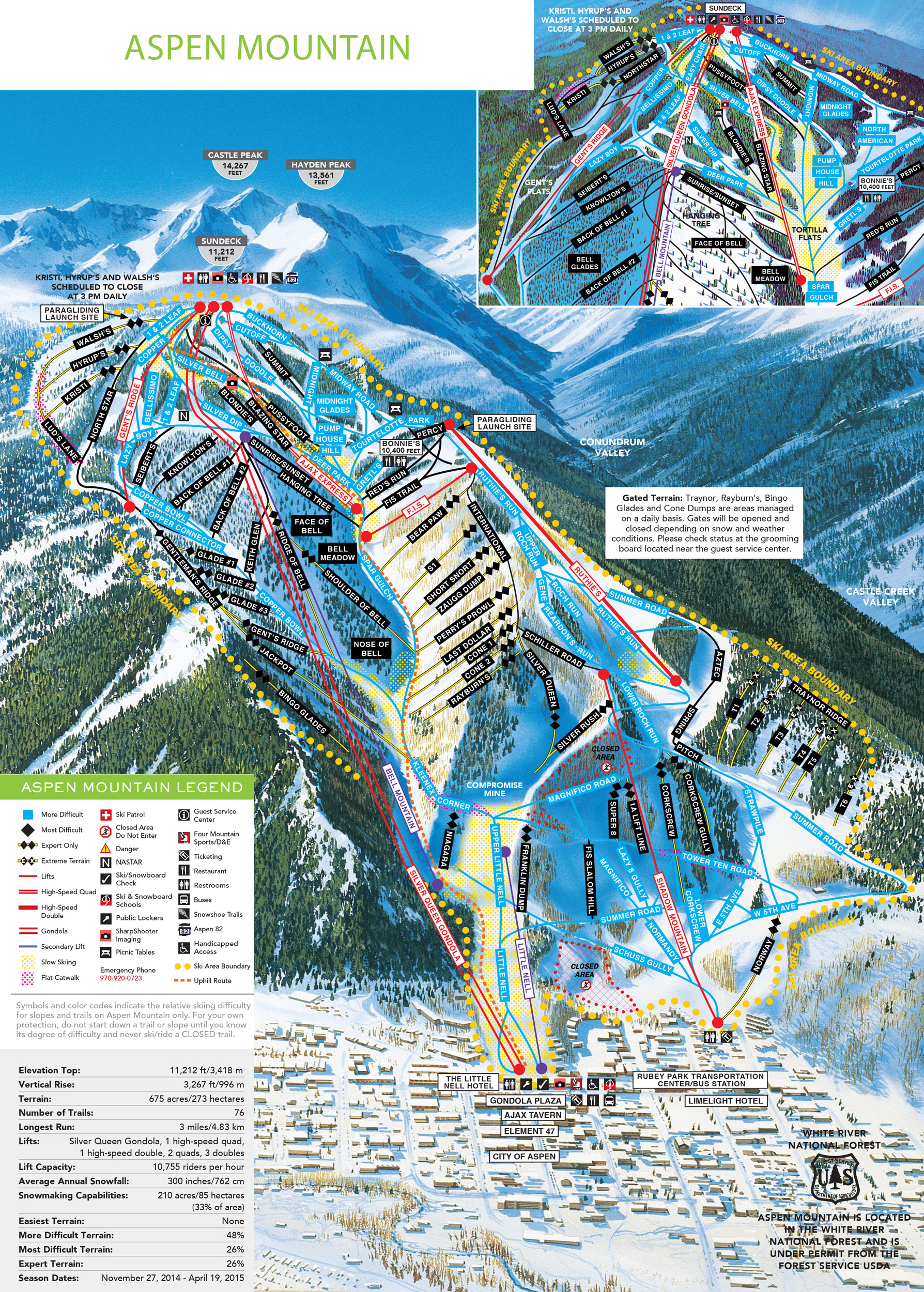 Aspen-Trail-Map