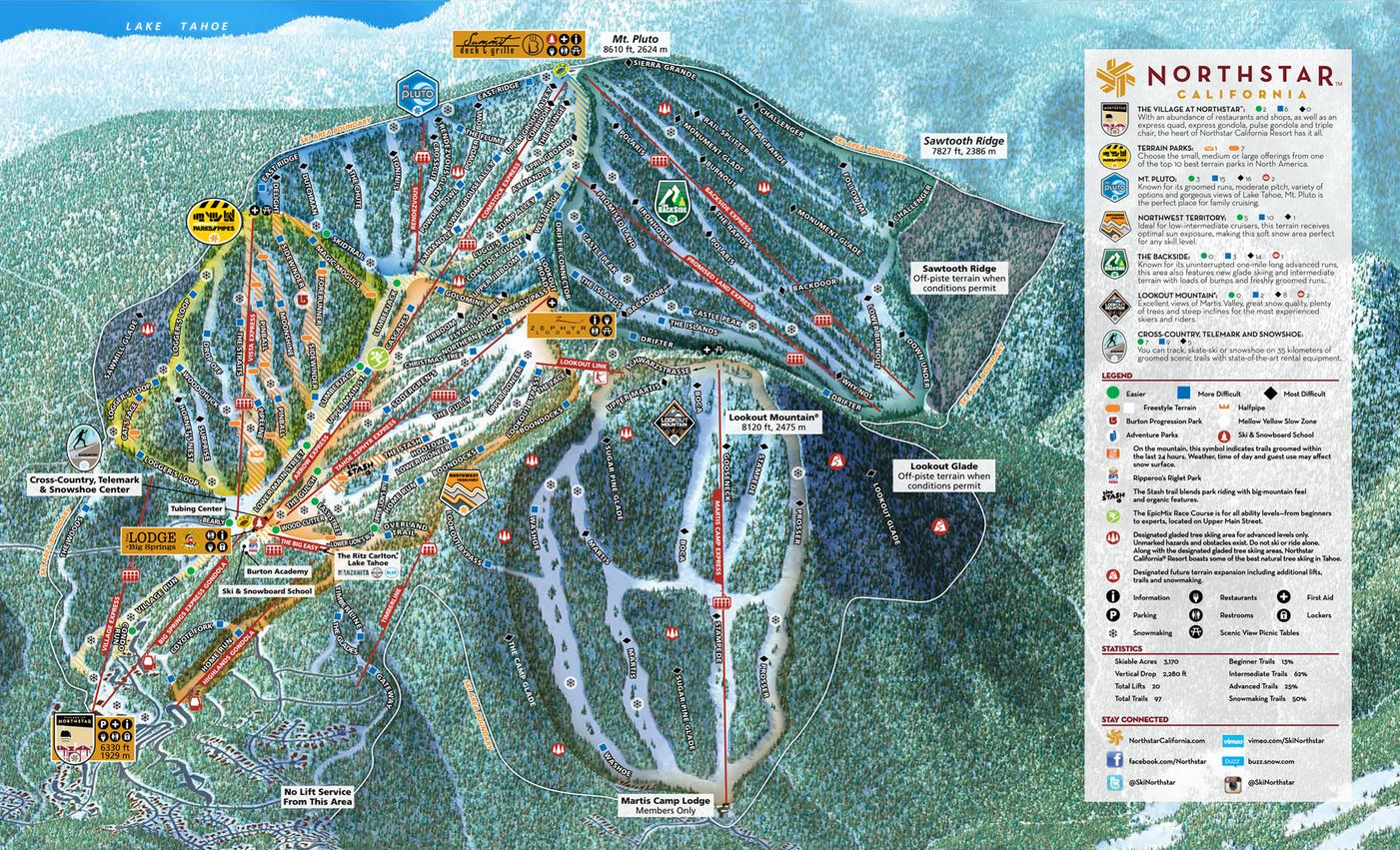 northstar-trail-map