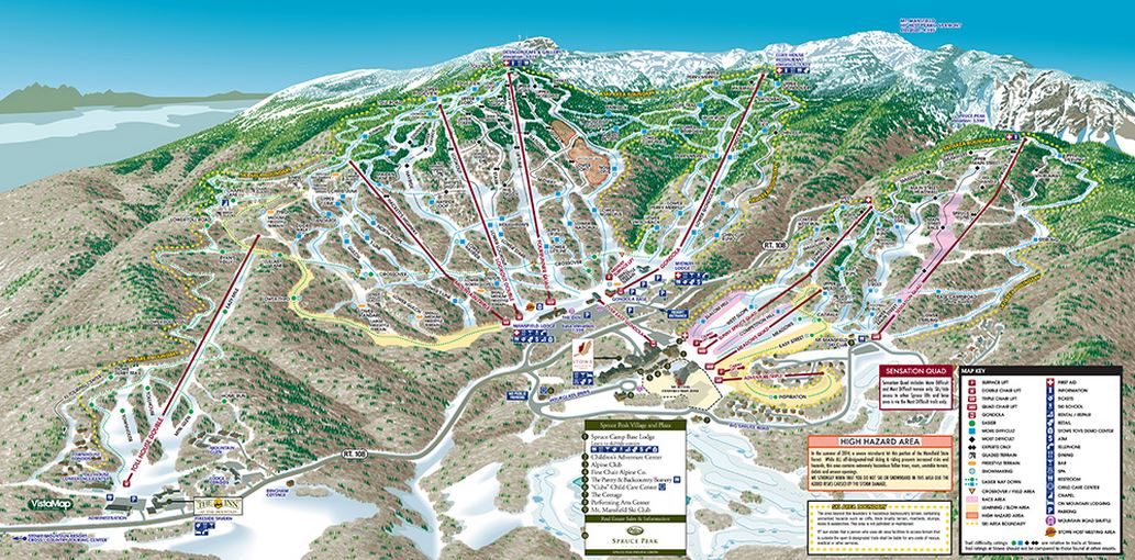 stowe-trail-map