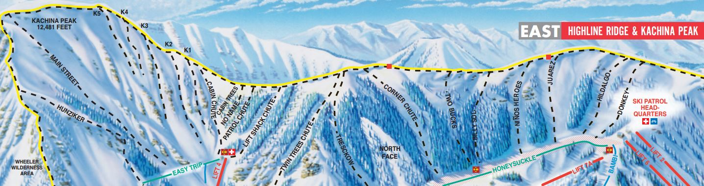 Taos Ski Packages Taos Ski Deals
